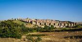 View of Avila town — Stock Photo