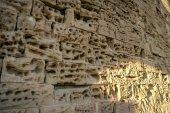 Ruines d'un château de Montearagón — Photo