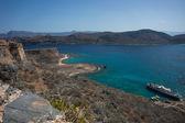 Balos bay in Grambusa island — Stock Photo