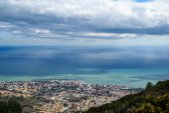 View of Benalmadena city — Stock Photo