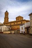 Architecture of Villafranca del Campo — Stock Photo