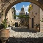 Preveli monastery in Crete — Stock Photo #63064247