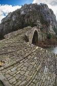 Kokoris old stone bridge — Stock Photo