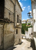 Houses in Casorla, Andalusia — Stock Photo