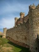 Castillo de turégano — Foto de Stock