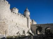Castle at Simancas — Stockfoto