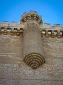 Castle at Fuensaldana — Stock fotografie