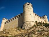 Old makeda castle — Stock Photo