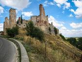 Castle of Escalona — Stock Photo