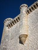 Castle at Torrelobaton — Stock Photo