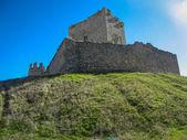 Medieval castle at Tiedra — Стоковое фото