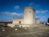 Старый средневековый замок в Arévalo — Стоковое фото