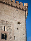 Old medieval castle in Arevalo — 图库照片