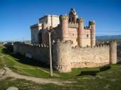 Old medieval Turegano castle — Stock Photo