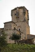 Původní středověký hrad Belalcasar — Stock fotografie