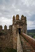 Burqillos del Serro kalede — Stok fotoğraf