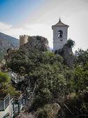 El Castell de Guadalest — Photo