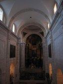 Monastery at Ucles in Castilla la Mancha — Стоковое фото