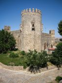 San Silvestre castle — 图库照片