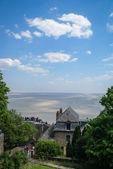 Le Mont Sent Michel — Stock Photo