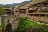 Barcena Maior in Asturia y Cantabria — Stock Photo