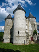 Chateau des Tourelles — Stock Photo