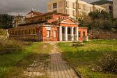Cityscape in Loutra Edipsou — Foto Stock