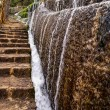 Waterfalls of Monasterio de Piedra — Stock Photo #70800485
