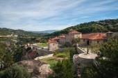 Monastery of Holy Trinity in Meteora — Foto Stock