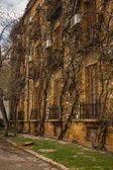 Cityscape in Loutra Edipsou — Stock Photo