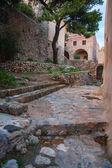 Cityscape at Monemvasia, Peloponnese, Greece — Stock Photo