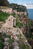 Cityscape at Monemvasia, Peloponnese, Greece — Stockfoto
