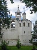 苏兹达尔的白色石头教堂 — 图库照片