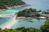 Ostrově Koh tao, Thajsko — Stock fotografie