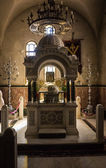 Cathedral Interior in Patras — Stock Photo