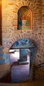 Klasztor Świętej Trójcy w Meteory — Zdjęcie stockowe