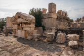 Ruiny starożytnych greckich — Zdjęcie stockowe