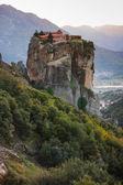 Mosteiro da Santíssima Trindade em Meteora — Fotografia Stock