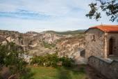 Monastery of Holy Trinity in Meteora — Stock fotografie