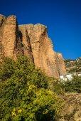 Malos Riglos, Huesca — Stockfoto