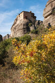 Monastery of St. Nikolas in Meteora — Stock Photo
