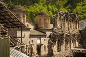 Ruiny starého kláštera — Stock fotografie