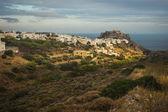 Scenic cityscape, Kythira, Greece — Stock Photo