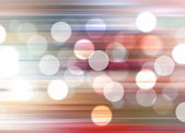 Defocused filtered bokeh abstract background — Stock Photo