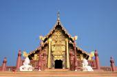 Golden temple church — Stock Photo