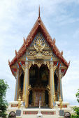 Beautiful Temple in Thailand — Stock fotografie