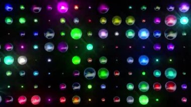 Blink Bulbs — Stock Video