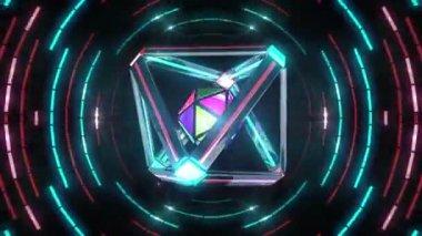 Reflecting Pulse — Stock Video