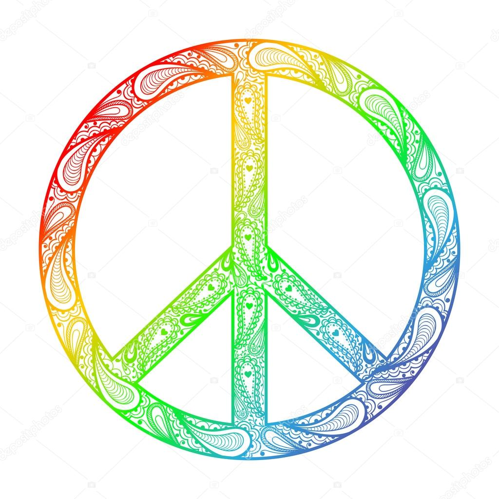 Peace Sign coloring page Free Printable Coloring Pages Peace sign pictures to print and color