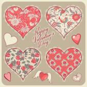 Happy Valentine's Day! — Stock Vector